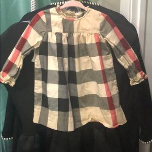 Authentic Toddler Burberry Dress 18Months